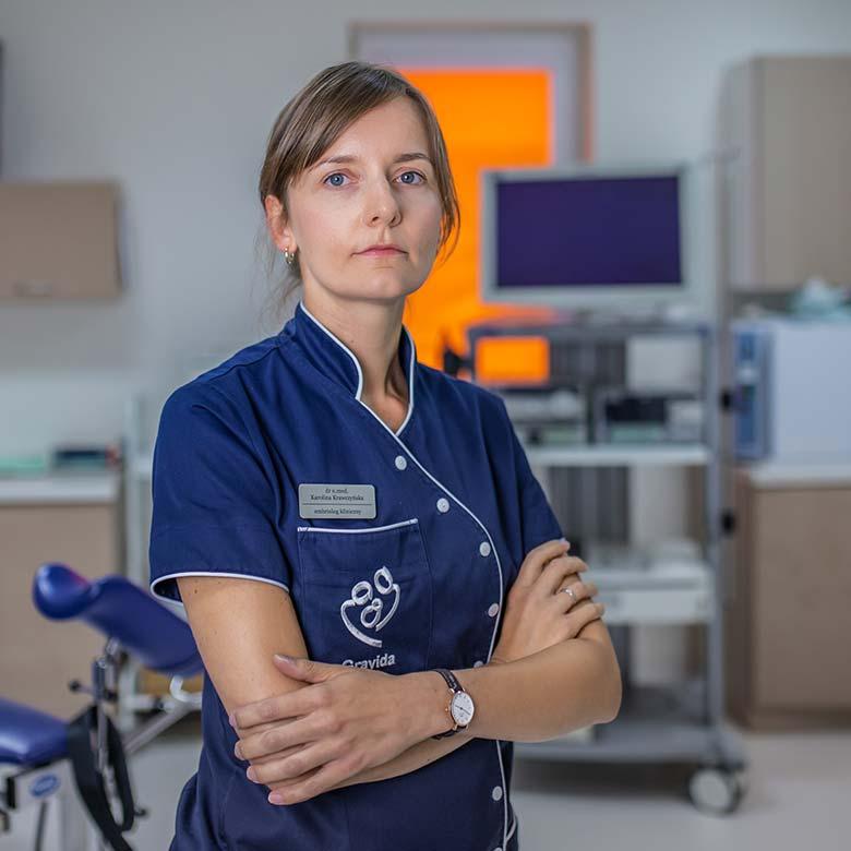 dr n. med. Karolina Krawczyńska