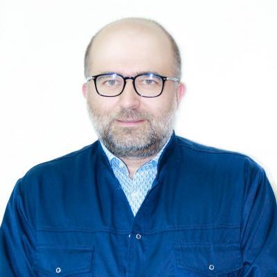 prof. UMK dr hab n. med. Dariusz Borowski