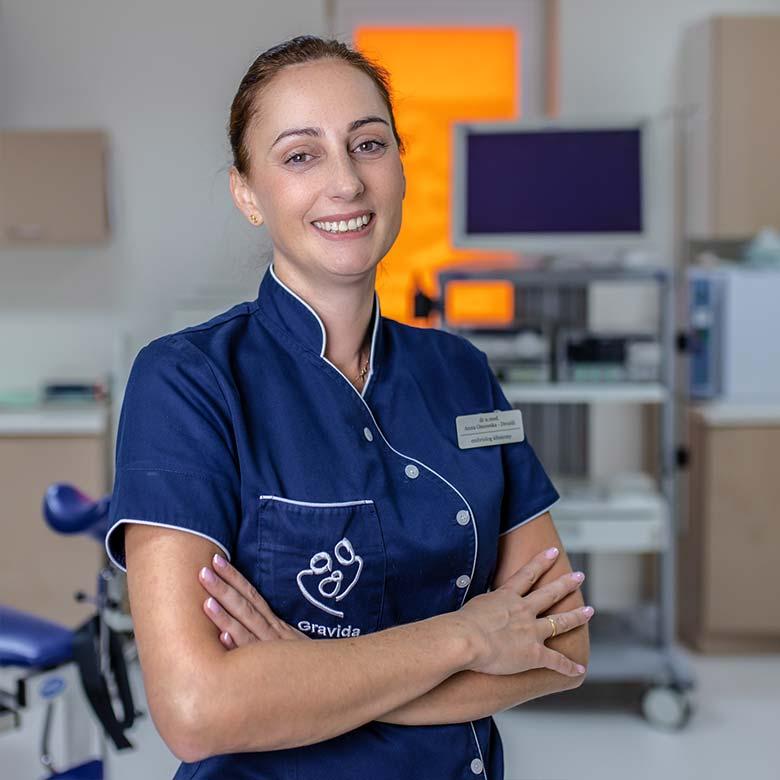 dr n. med. Anna Ossowska - Drożdż