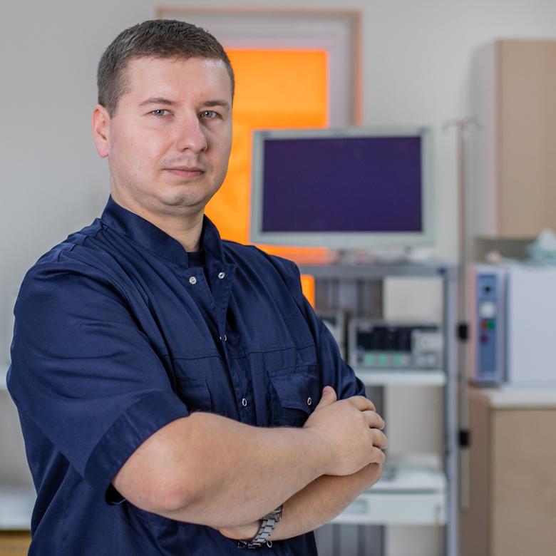 Mgr Rafał Tracz